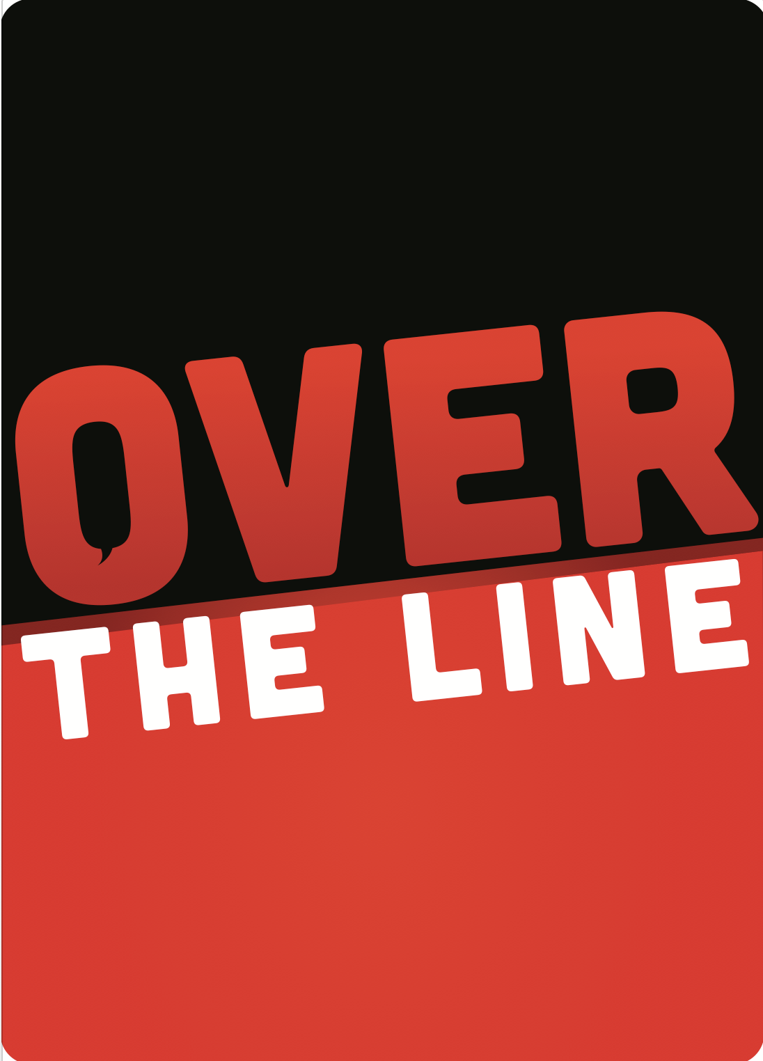 Over The Line Board Game